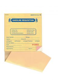 Fuel Requisition Books