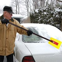 Snow Broom (Dealership Quality)